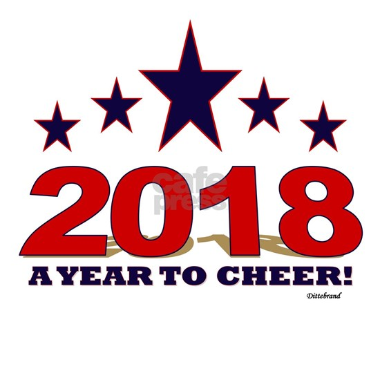 2018 A YEAR TO CHEER