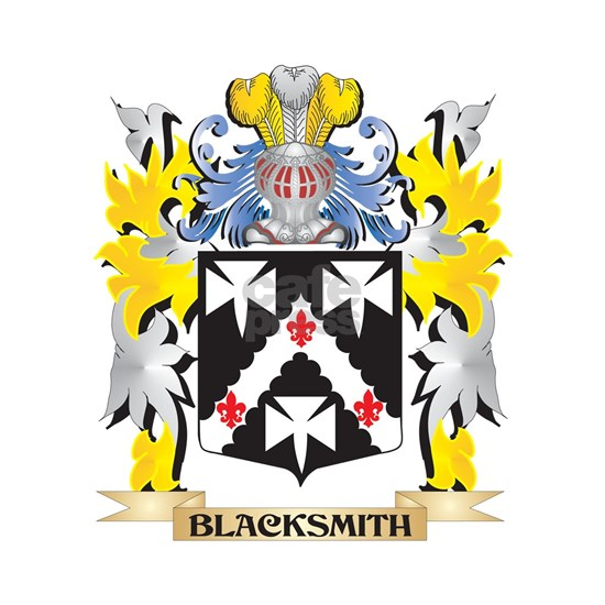 Blacksmith Coat of Arms - Family Crest