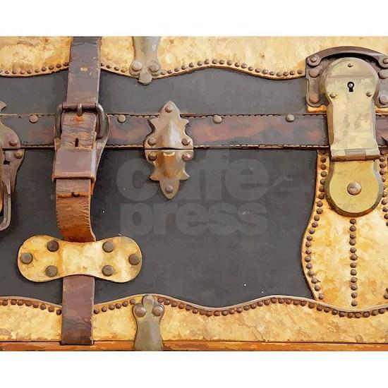 Steampunk Luggage