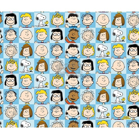 Peanuts Back to School Pattern