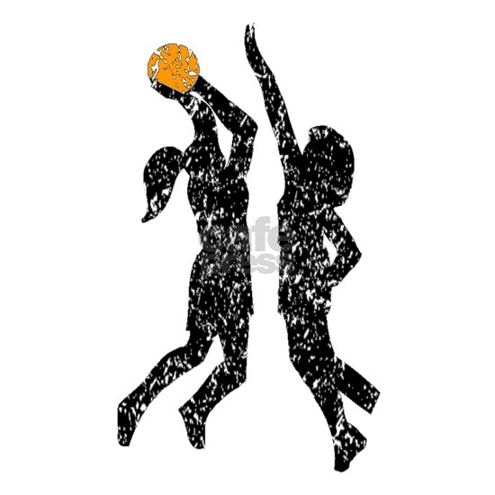 Distressed Basketball Players
