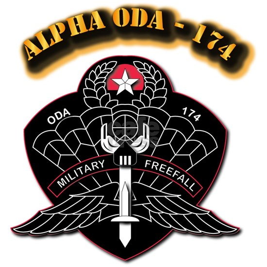Alpha ODA - 174 with Text