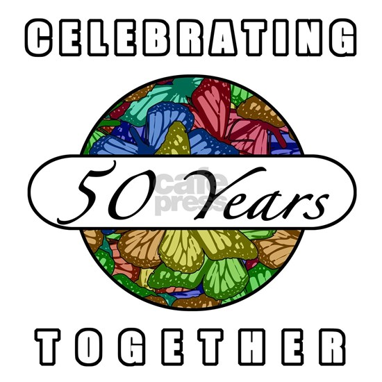 50th Anniversary (Butterflies)
