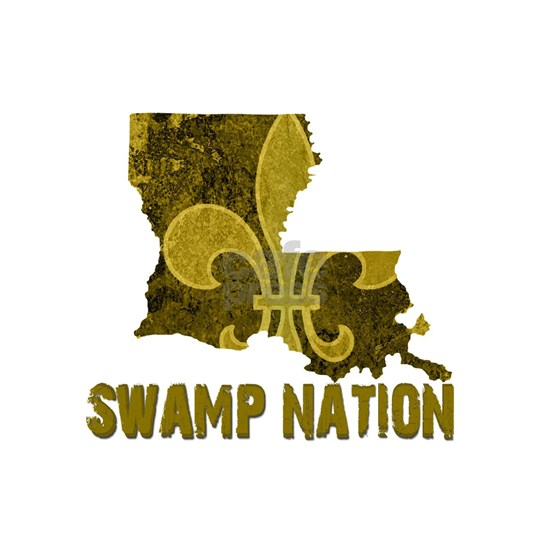 Louisiana Swamp Nation