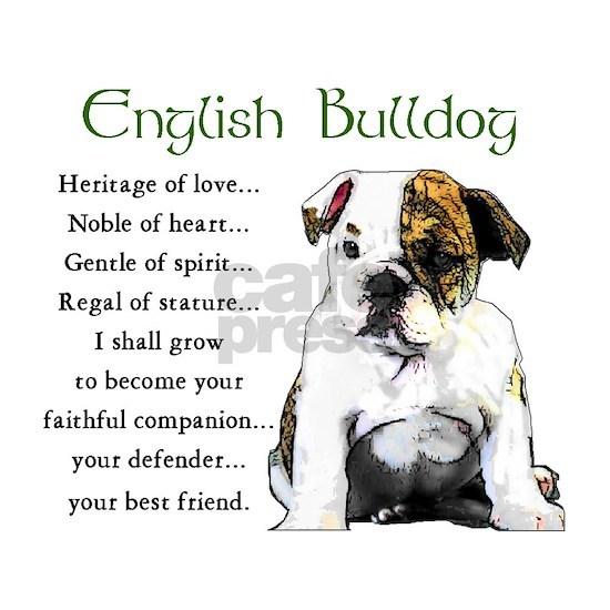 Bulldog HeritageLoveIZ