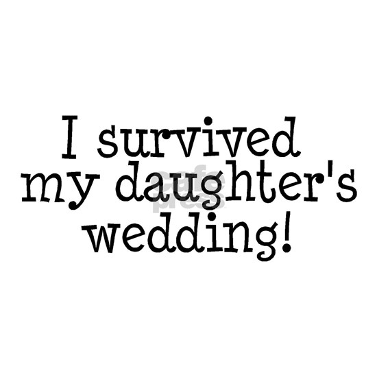 daughters wedding