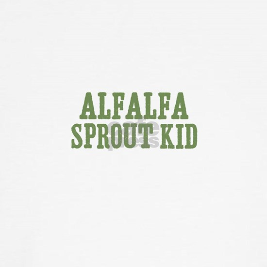 Alfalfa Sprout Kid