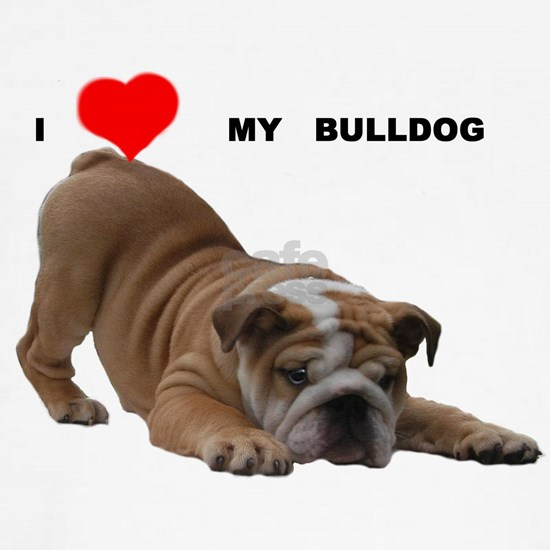 Bulldog love