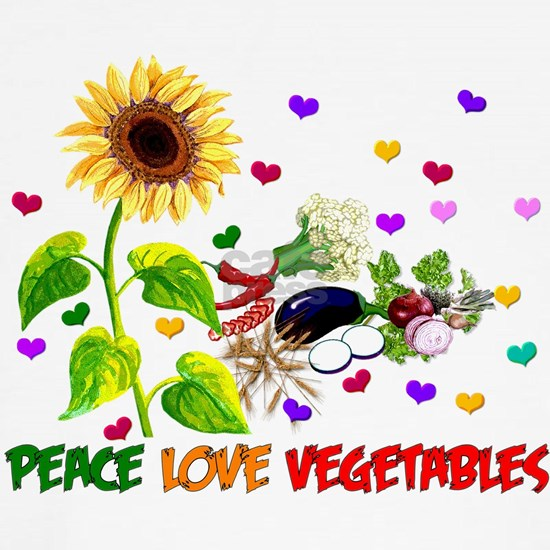 Peace Love Vegetables