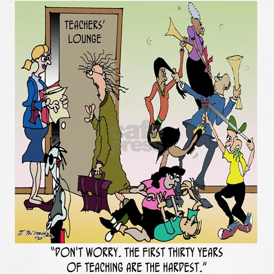 The 1st 30 Years of Teaching