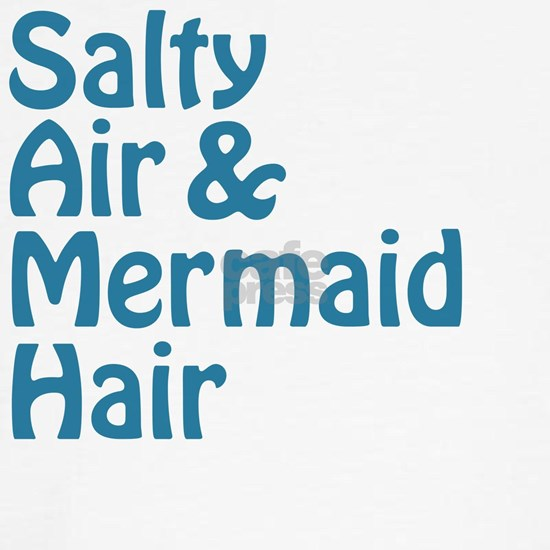 Salty Air & Mermaid Hair