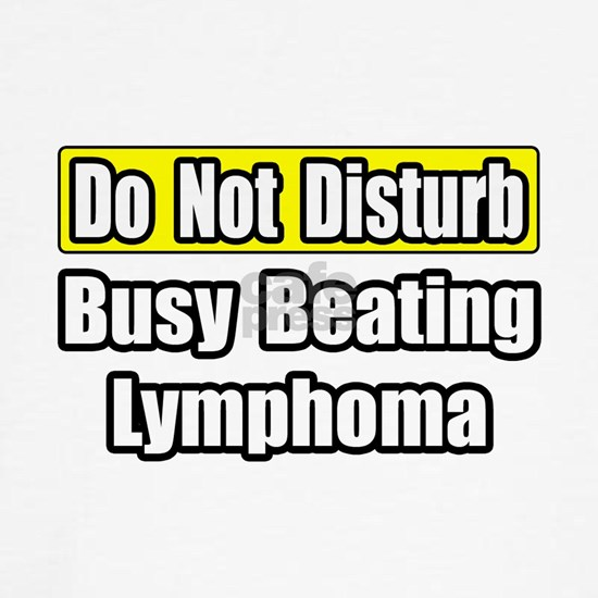 do not disturb lymphoma