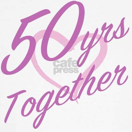 Cute 50th Anniversary