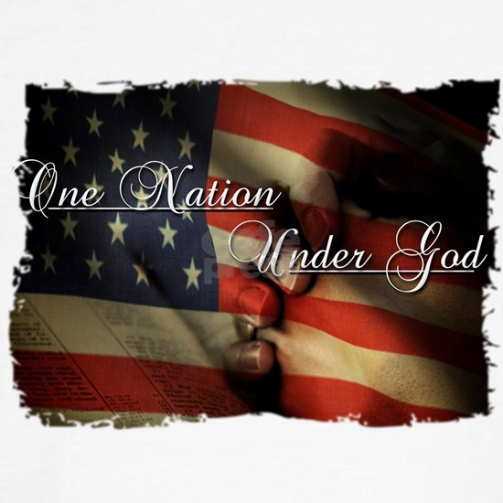 one nation under god(blk)