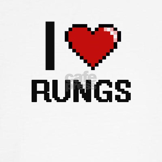 I Love Rungs Digital Design