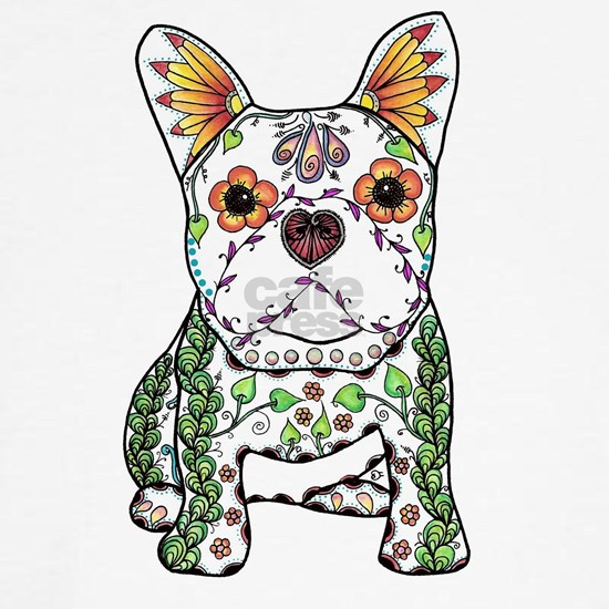 Sugar Skull Frenchie