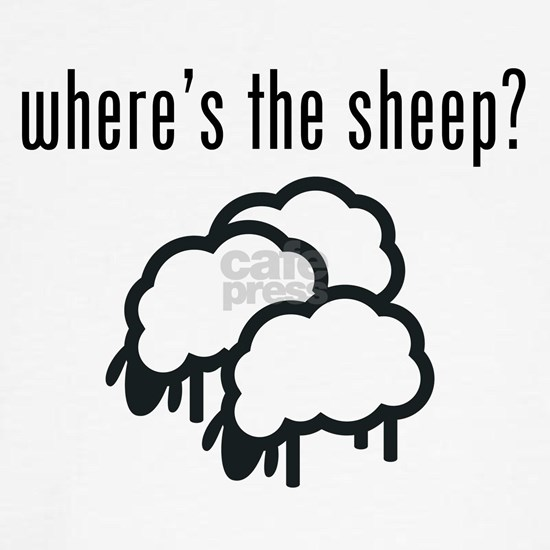 Where's the Sheep?