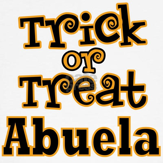 Trick or Treat Abuela