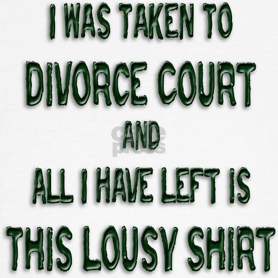 Taken To Divorce Court