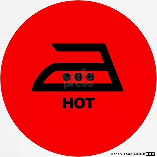 Iron hot