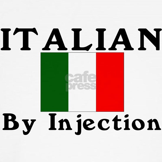 Italian by injection