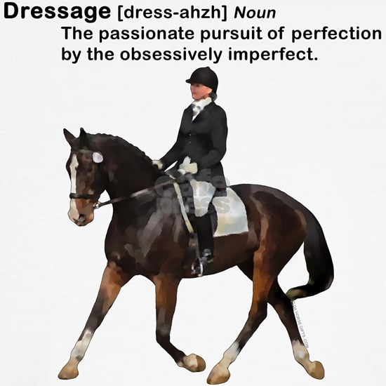 dressage dictionary