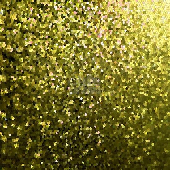 Gold Mosaic Sparkley 1
