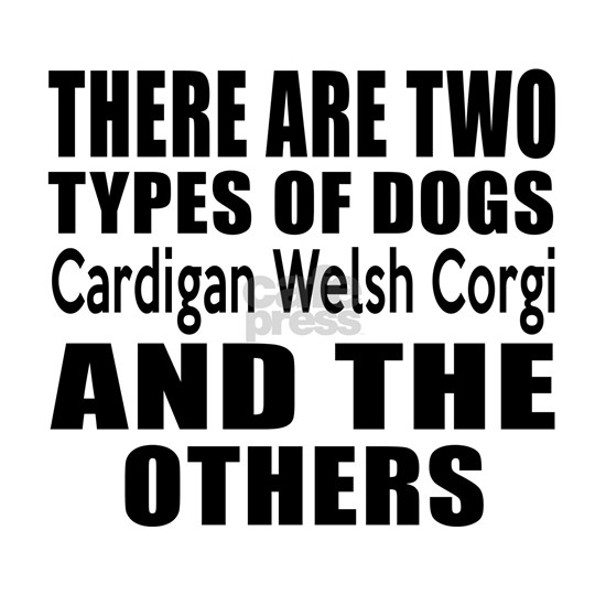 There Are Two Types Of Cardigan Welsh Corgi Dogs D