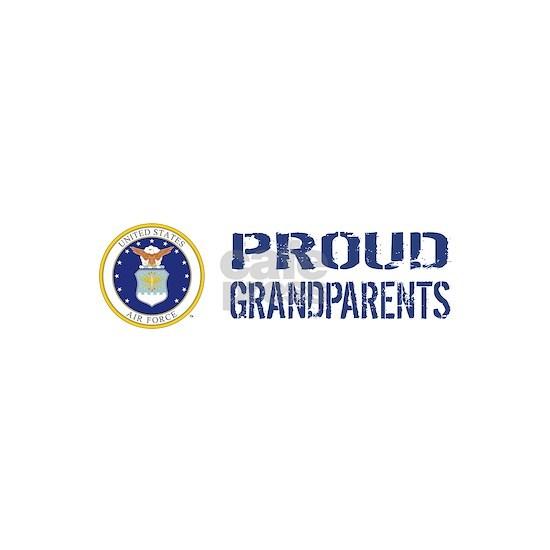 USAF: Proud Grandparents