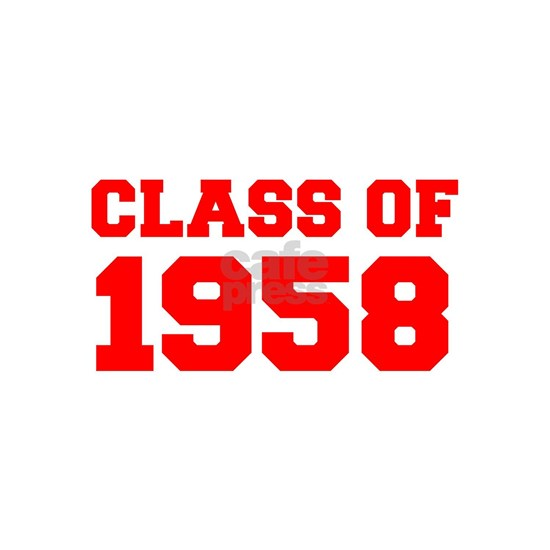 CLASS OF 1958-Fre red 300
