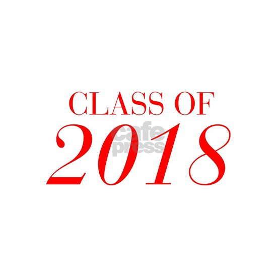 CLASS OF 2018-Bau red 501