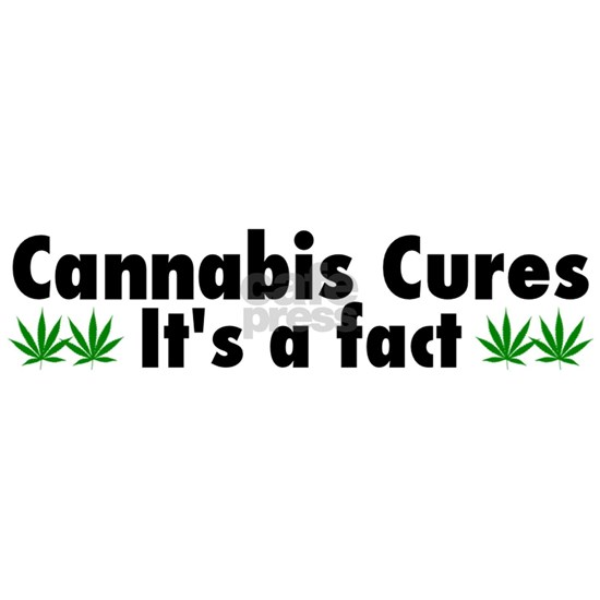 Cannabis Cures It's a fact