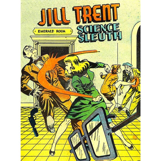 Jill Trent: Science Sleuth