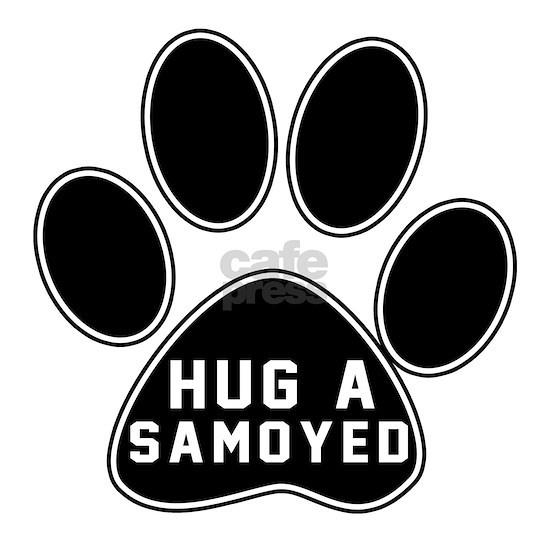 Hug A Samoyed
