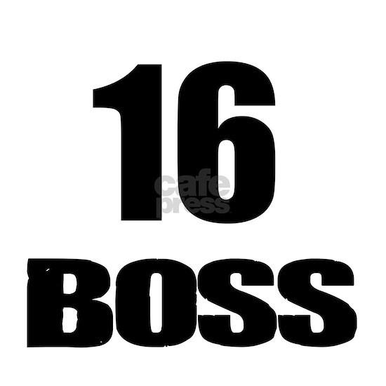 16 Boss Birthday