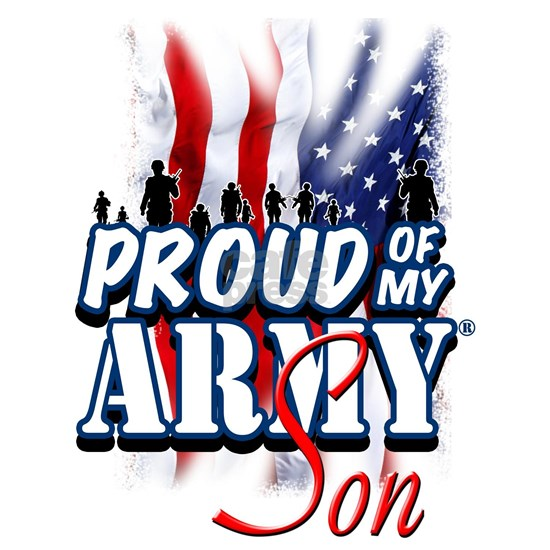 Proud of My Army Son
