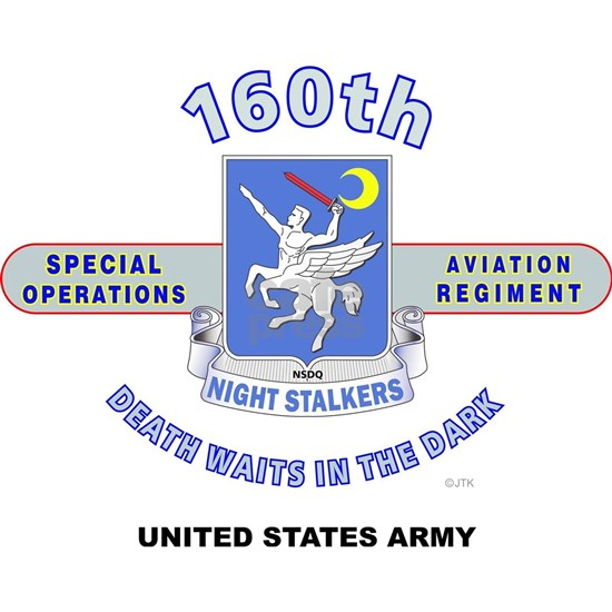 160TH SPECIAL OPERATIONS AVIATION REGIMENT