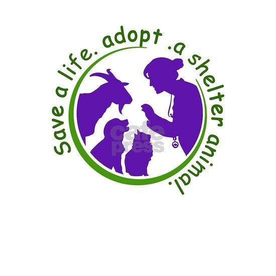 save a life, adopt, a shelter animal