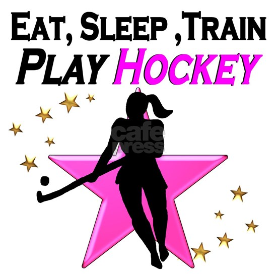 HOCKEY PLAYER GIRL