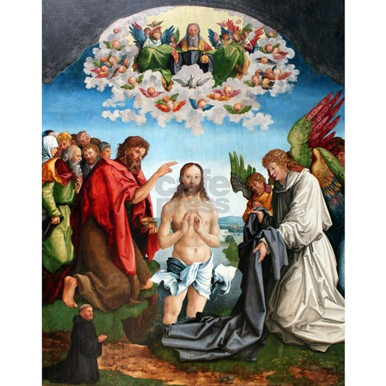 Traut - Baptism of Christ - 1517 - Painting