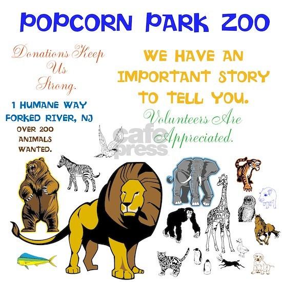 POPCORN PARKS ZOO STORY.