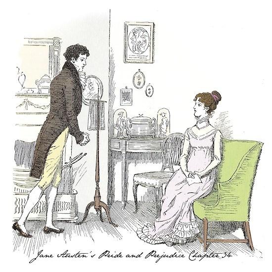 In vain I have struggled ... Jane Austen P&P Chapt