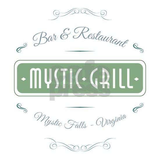TVD - Mystic Grill green