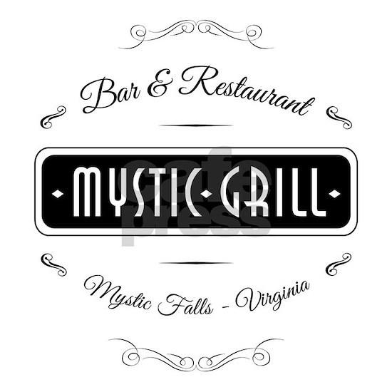 TVD - Mystic Grill black