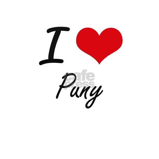 I Love Puny
