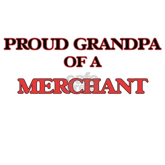 Proud Grandpa of a Merchant