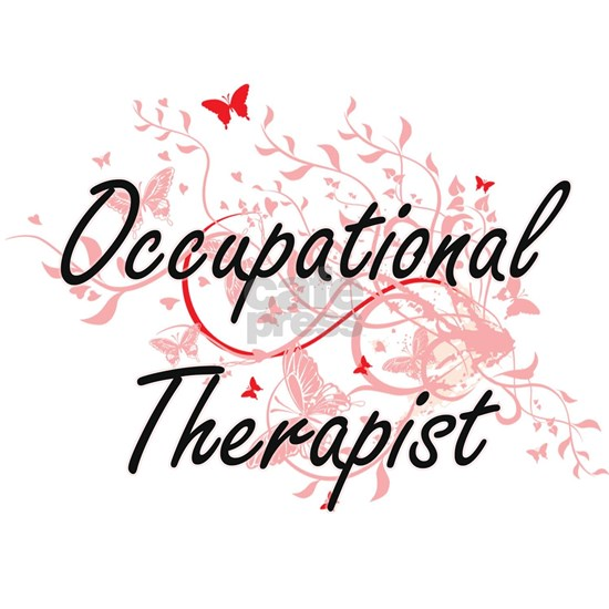 Occupational Therapist Artistic Job Design with Bu