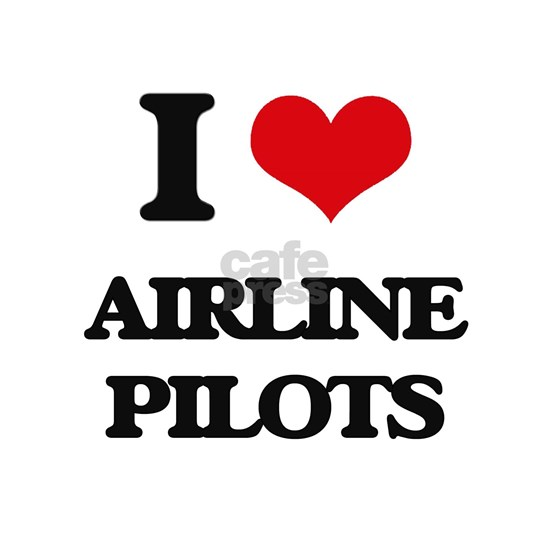 I love Airline Pilots