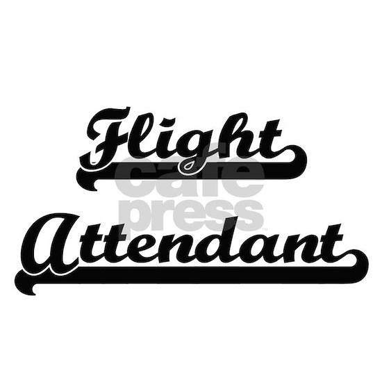Flight Attendant Artistic Job Design
