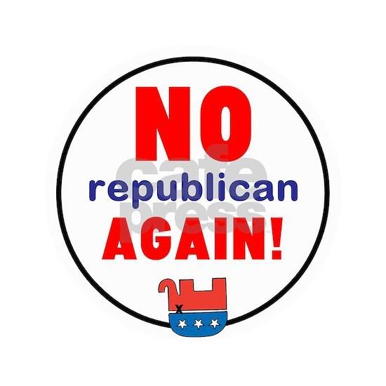 no republican, GOP again